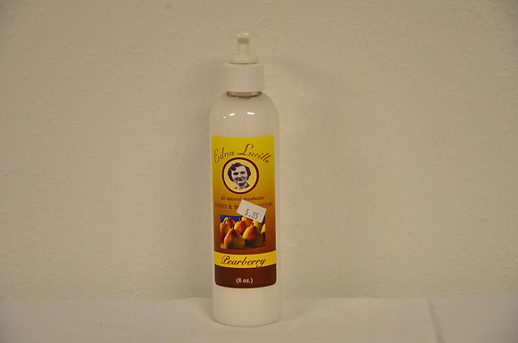 Pearberry Hand and Body Lotion