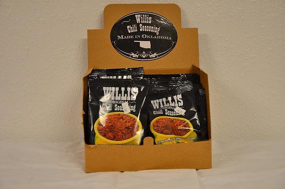 Willis Chili Seasoning