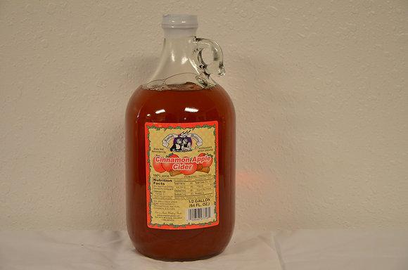 Cinnamon Apple Cider