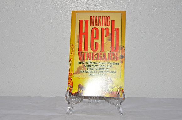 Making Herb Vinegars
