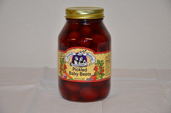 Pickled Baby Beets