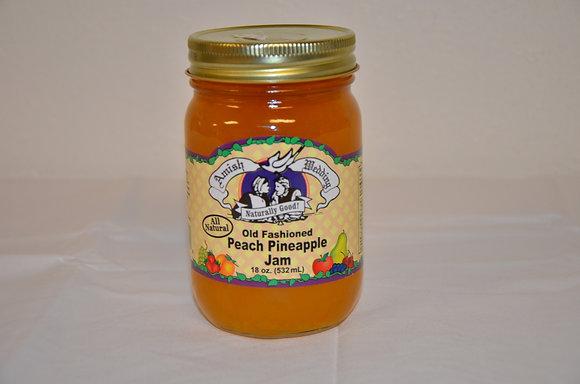 Peach Pineapple Jam