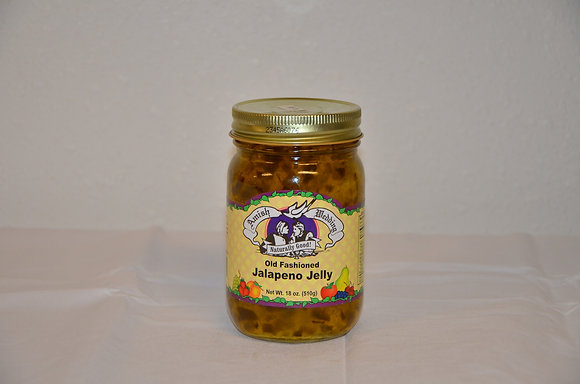 Old Fashioned Jalapeno Jelly