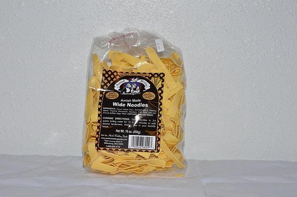 Wide Noodles