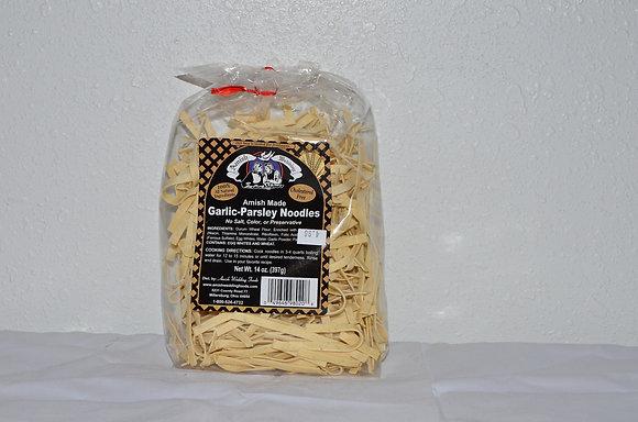Garlic Parsley Noodles