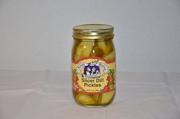 Slicer Dill Pickles