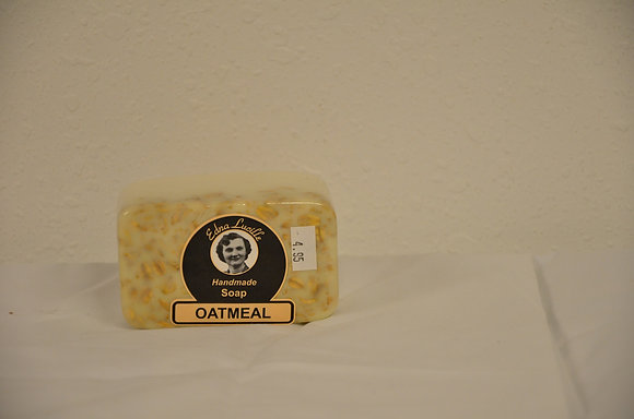 Oatmeal Handmade Soap
