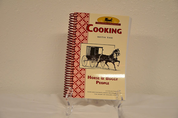 Cooking with the Horse and Buggy People
