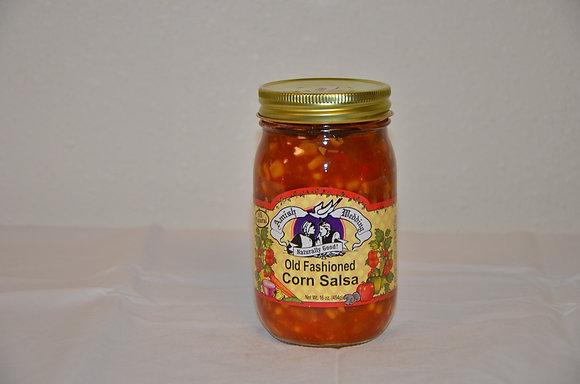 Old Fashioned Corn Salsa