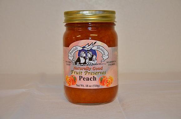 Peach Fruit Preserves