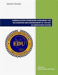 EDU Accreditation System