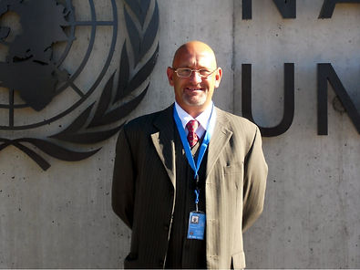 Secretary-General_H.E._Irving_Levance_at
