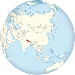 Nepal_on_the_globe_(Asia_centered).jpg