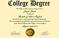 instantdegrees college degree