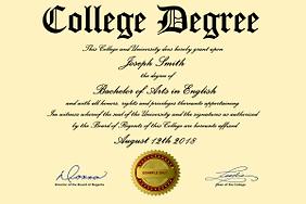 superdegrees colege degree