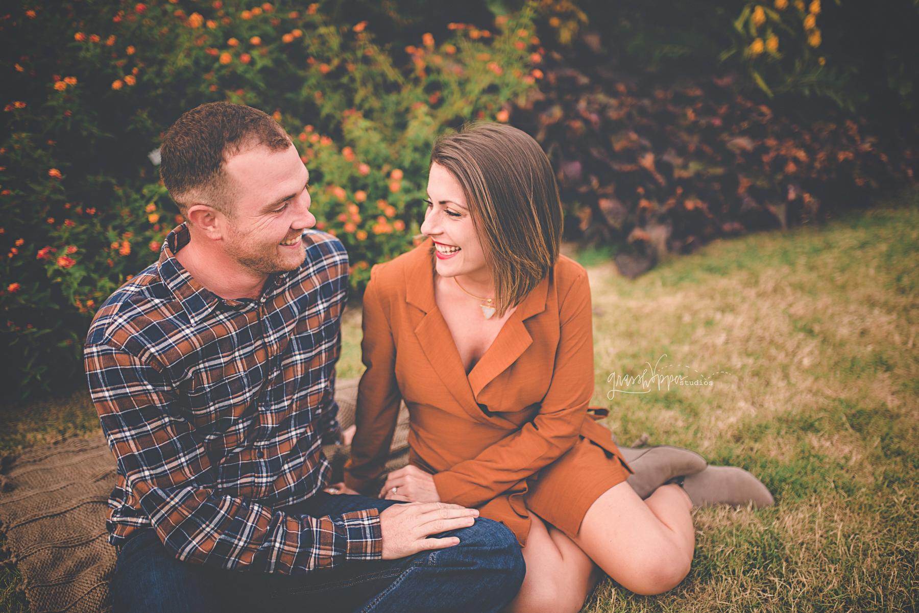 Jackson, TN engagement photographer