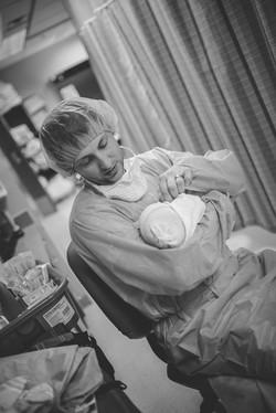 Jackson, TN birth photographer
