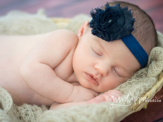 All About Newborn Sessions