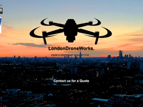 London Drone Works new website!