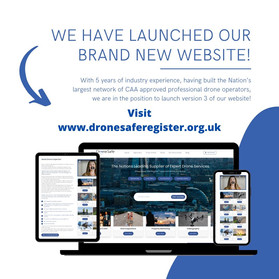 You can now find and book us through Drone Safe Register's Brand New Website!