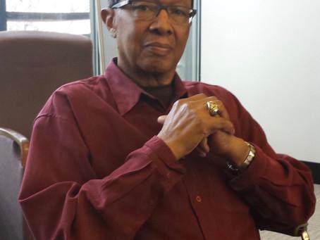 William Logan, Evanston's First Black Chief of Police, Talks to Dear Evanston