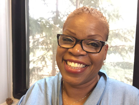 Evonda Thomas-Smith: on violence, public health, and the grandmother who inspired her.