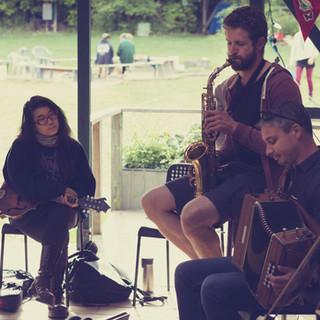 Breton Tune workshop with Le Bour - Bodros