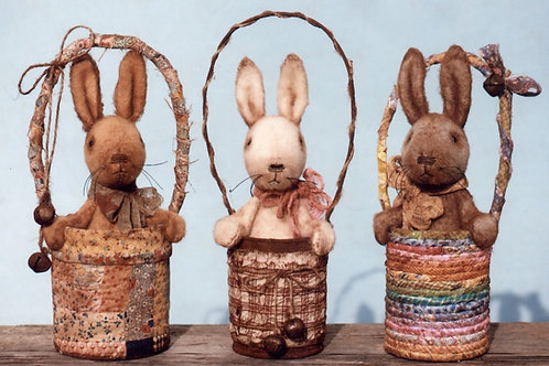 HHF433 - Dirty Bunnies and BAskets