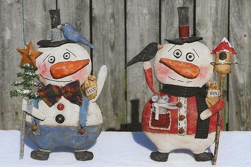 HHF513 Seasonal Men Frosty
