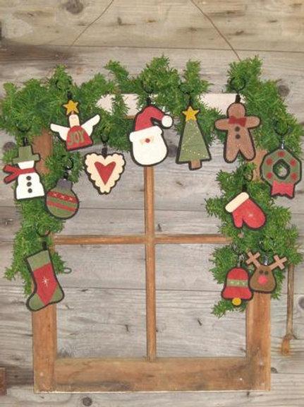 WSD173 - Christmas Ornies