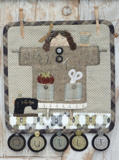 HTH394 Clothesline Quilter