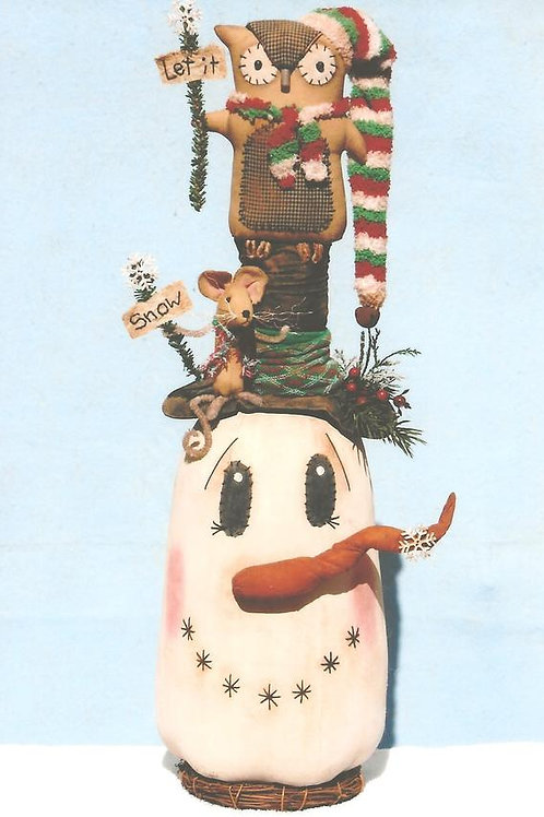 HHF473 - A Snowman To Hoot About