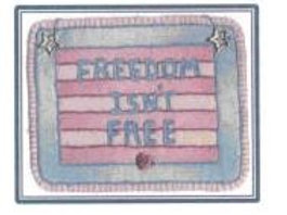CK PA 09 Patriotic Freedom Ornament