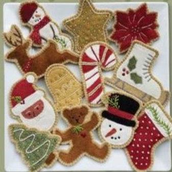 ATN1822 - Sugar Cookie Ornament