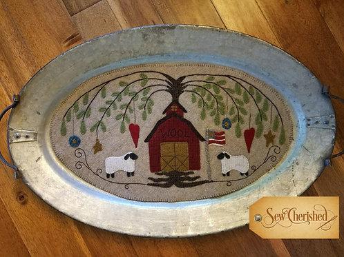 SCH130 - Wool Barn