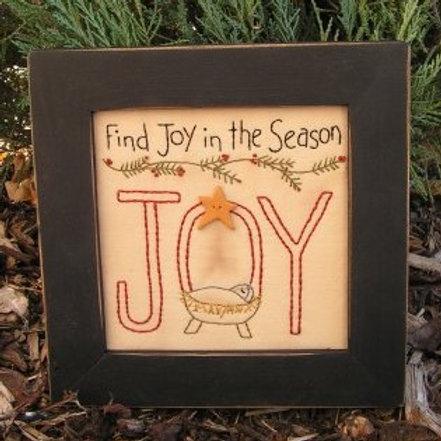CS626 - Find Joy