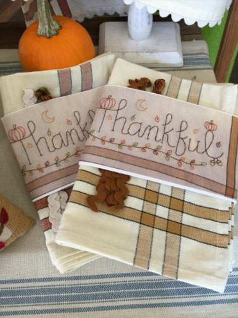 BR261 - Thankful  - Kit or Pattern
