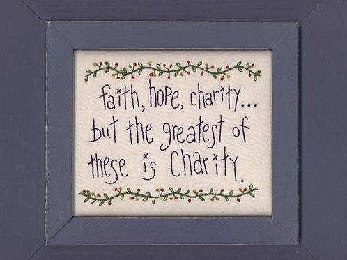 MAC130 - Faith, Hope, Charity