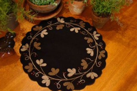 PRI 943 Taupe Everyday Table Mat