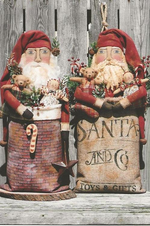 HHF470 - Santa Sacks