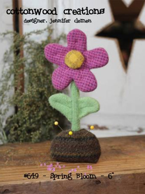 CWC649 - Spring Bloom Pin Keep