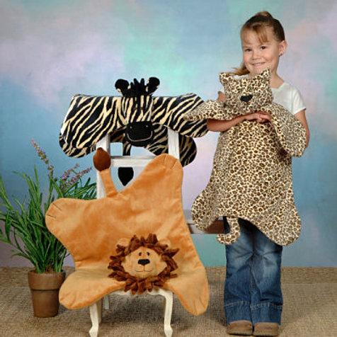 CG130 Safari Blankets