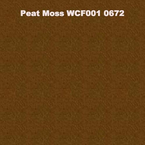 Peat Moss WCF001 0672 Fabric 20/80