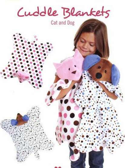 CG161 Cuddle Blankets Cat and Dog