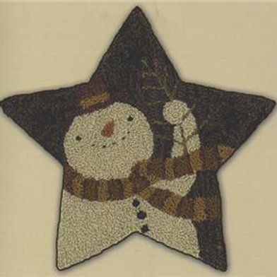 TK149 - Star Shaped Snowman