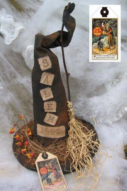 CF765 Salem Witch Hat