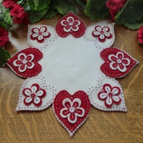 CP144 - Valentine Flowers