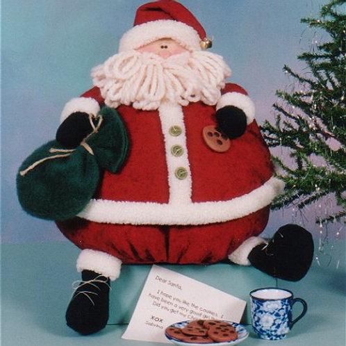 CG90 - All Puffed Up Santa
