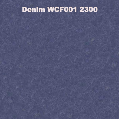 Denim WCF001 2300 Fabric 20/80