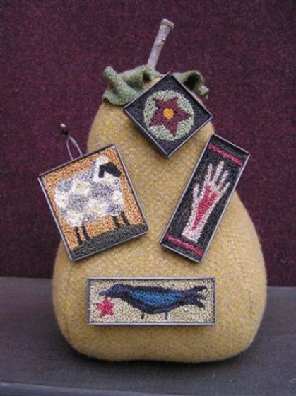 TTB 612 - Folk Art Sampler
